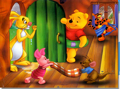 Winnie si Prietenii lui Puzzle