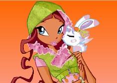Winx Layla Puzzle