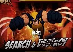Wolverine Cauta si Distruge