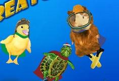 Wonder Pets si Animalele din Mare