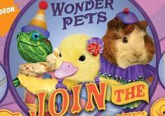 Wonder Pets si Circul
