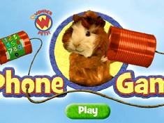 Wonder Pets si Jocul Telefonului