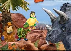 Wonder Pets si Puiul de Dinozaur