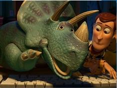 Woody si Dinozaurul Puzzle