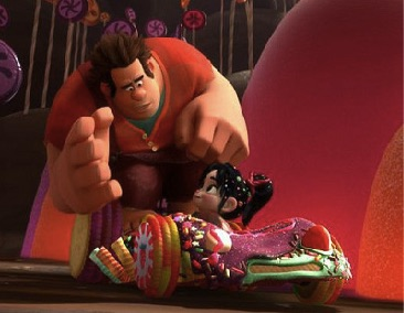 Wreck it Ralph Puzzle 2