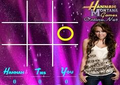 X si 0 cu Hannah Montana
