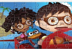 Zack si Quack Puzzle 2
