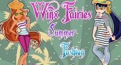 Zanele Winx Moda de Vara