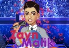 Turneu cu Zayn Malik