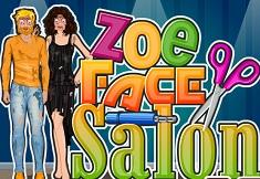Zoe la Salon