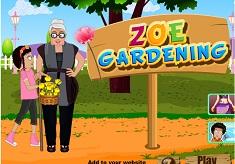 Zoe si Gradinaritul