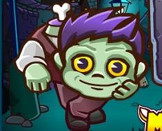 Zombie fara Cap