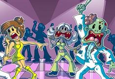 Zombie in Discoteca